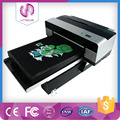 A2 size Digital Direct To Garment T-shirt printer,Black t-shirt printer for sale