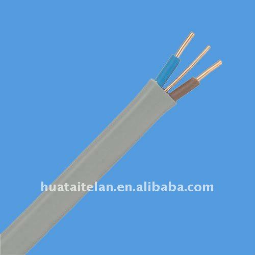 Flat Twin and Earth Electric Cable