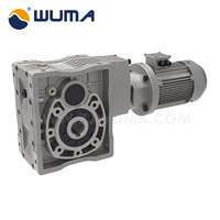WAH Hypoid Gearbox With Motor