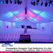 Cheap popular geodesic domes event tent for sale