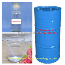 Facotry supply high quality 99.9%min Benzyl alcohol price/Benzencarbinol Cas No.:100-51-6 used in soap, perfume, cosmetics