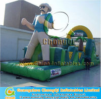 high quality playground outdoor obstacle course