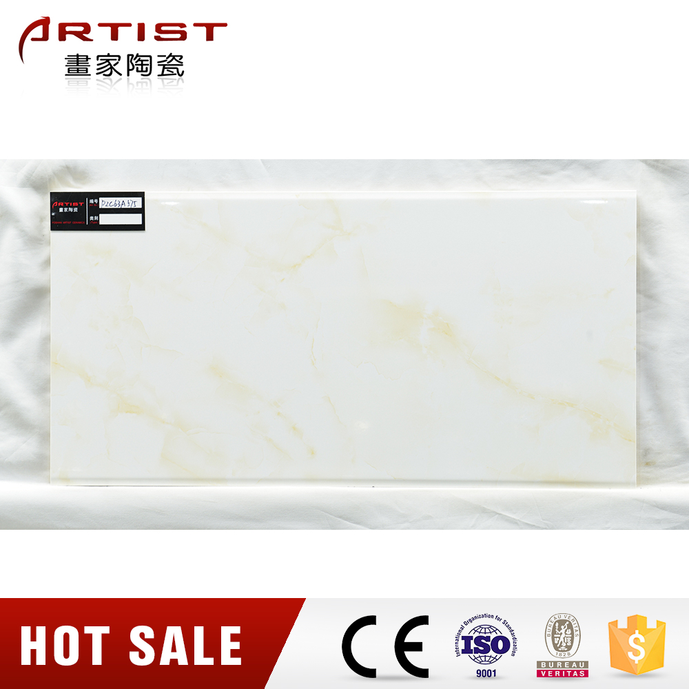 Bestsellers In China Hot Selling 24X12 Ceramic Gloss White Wall Tile