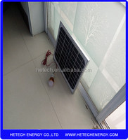 High efficiency 10w mini solar panel kit with low price