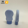 120ml plastic empty sunscreen bottle with cap