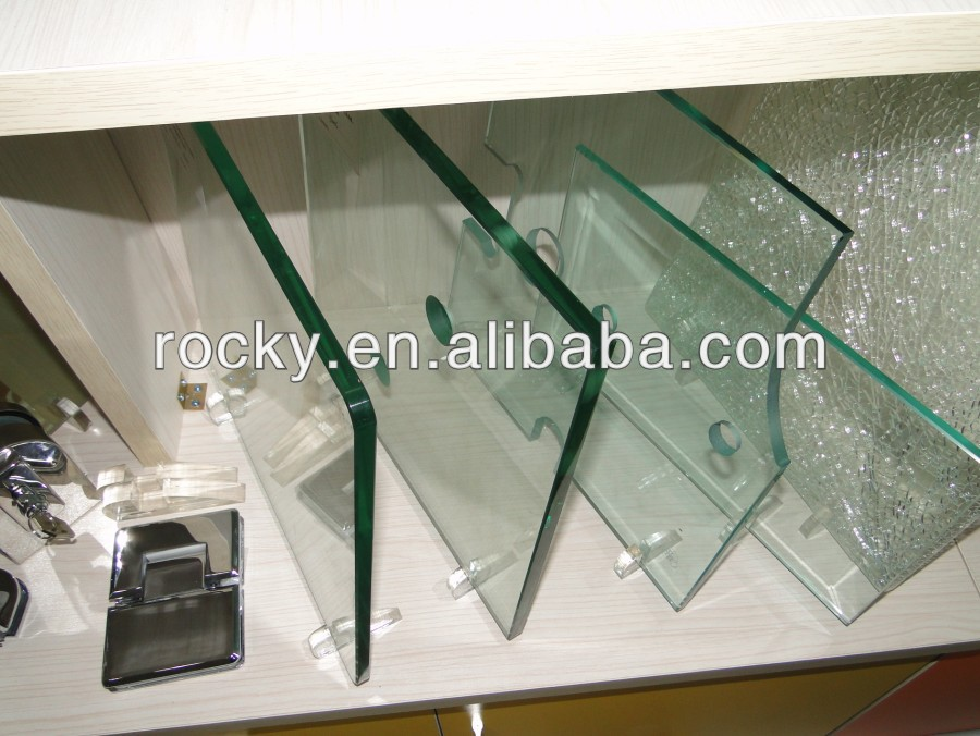 China alibaba high quality tempered glass glass price per square meter