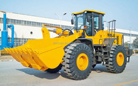 Heavy Wheel Loader LG956 5 Ton Cheap Construction Equipment For Sale
