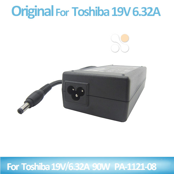 Laptop Charger Power chager 19V 6.3A 120W For Toshiba Satellite A135 A200 A300 A350 Pro A60 L350 Qosmio F40 F45 F50 G50