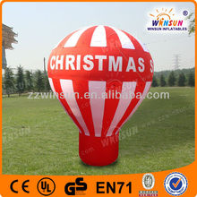 Advertisement inflatable hot air balloon price