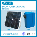 Solar Panel Charging Module for garage door opener &gate operators