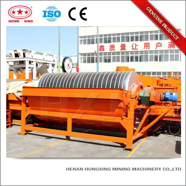 China high intensive drum type wet magnetic separating machines
