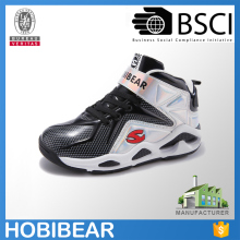 HOBIBEAR wholesalers kids basketball trainers shoes factory china shoes men