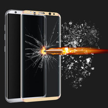 For Samsung Galaxy S8 Plus Tempered Glass Curved Full Coverage Tempered Glass Screen Protector For Samsung S8