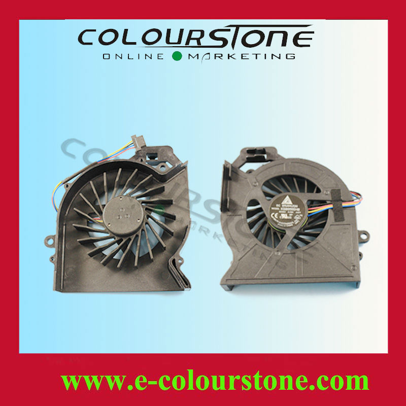 New Laptop Cooling Fans For HP Pavilion DV6-6000 DV6-6100 DV6-6200 Sereis Cooler Fan KSB0505HB