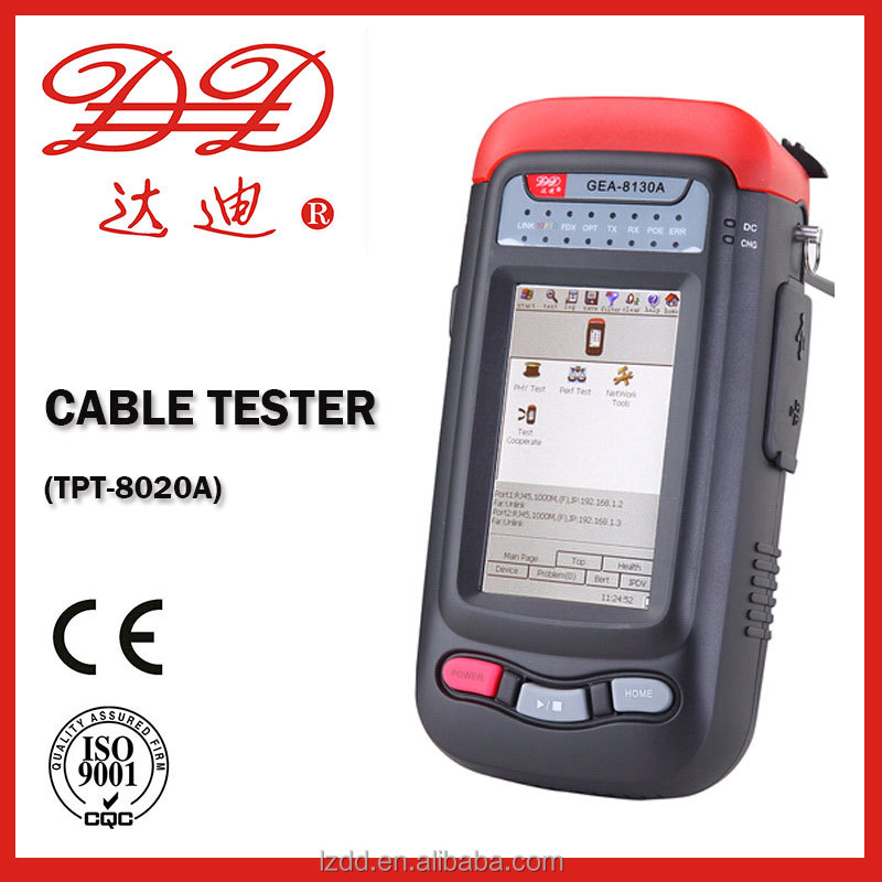 Ethernet Network Cable Tester (GEA-8130A)