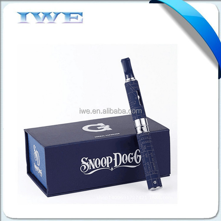 Dry Herb Vaporizer E cigarette for dry herb wax atomizer