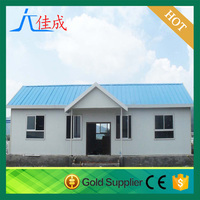 prefabricated light steel sip panel kit house