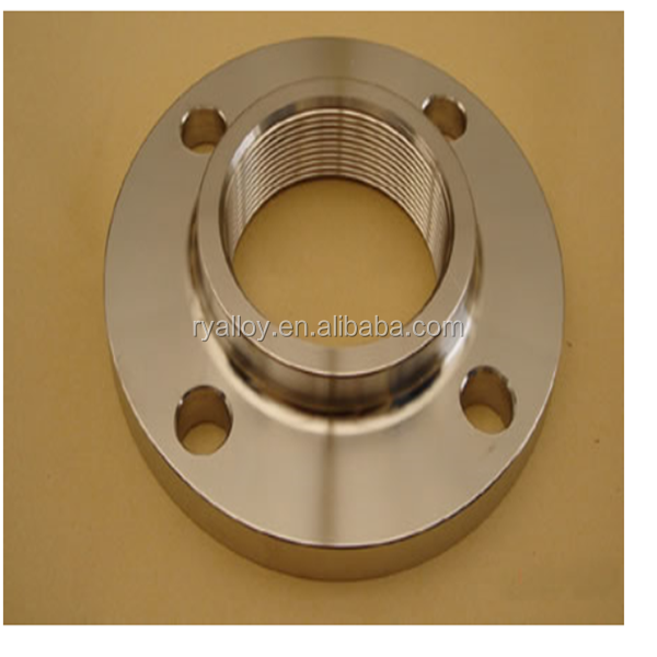 pipe fitting leading alloy steel flange ASTM A182 F91