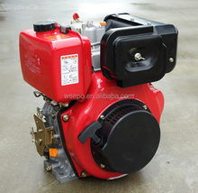 CWE-173F 245cc 5hp Vertical Air Cooled 4-stroke Diesel Engine