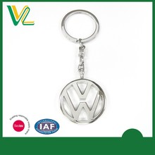 Customized promotional metal car logo bmw keychain