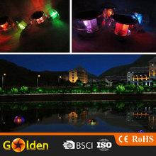 Outdoor Solar Waterproof Color Changing Ball Floating Lights Ball Pond Path Landscape Lamp Ball for Swimming Pool Garden and Par