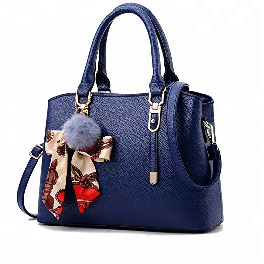 wholesale designer custom ladies leather shoulder hand bag tote bags women pu <strong>handbags</strong> 2018