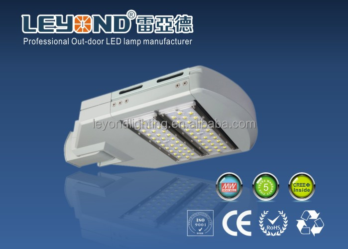 waterproof IP66 60w 100w led off road light, Bridgelux chip most powerful led street lighting