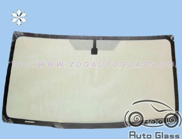 Car glass color / TOYOTA RAV4-2000