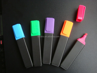 Stationery customized colorful highlighter pen