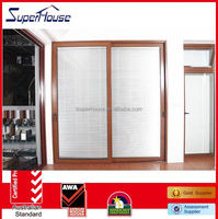 metal sliding door made in China comply with AS2047 standard