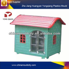 pet dog houses mould plastic injection mould
