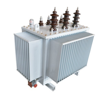 KVA 3 phase oil immersed toroidal 2 windings type step up transformers