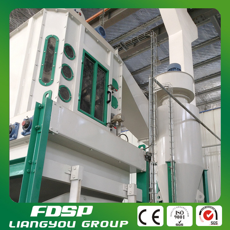 Easy Operation Diesel Engine Turn key automatic biofuel pellet production line made in China