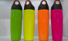 750ML New fashion big volume stainless steel sports water bottle with handle