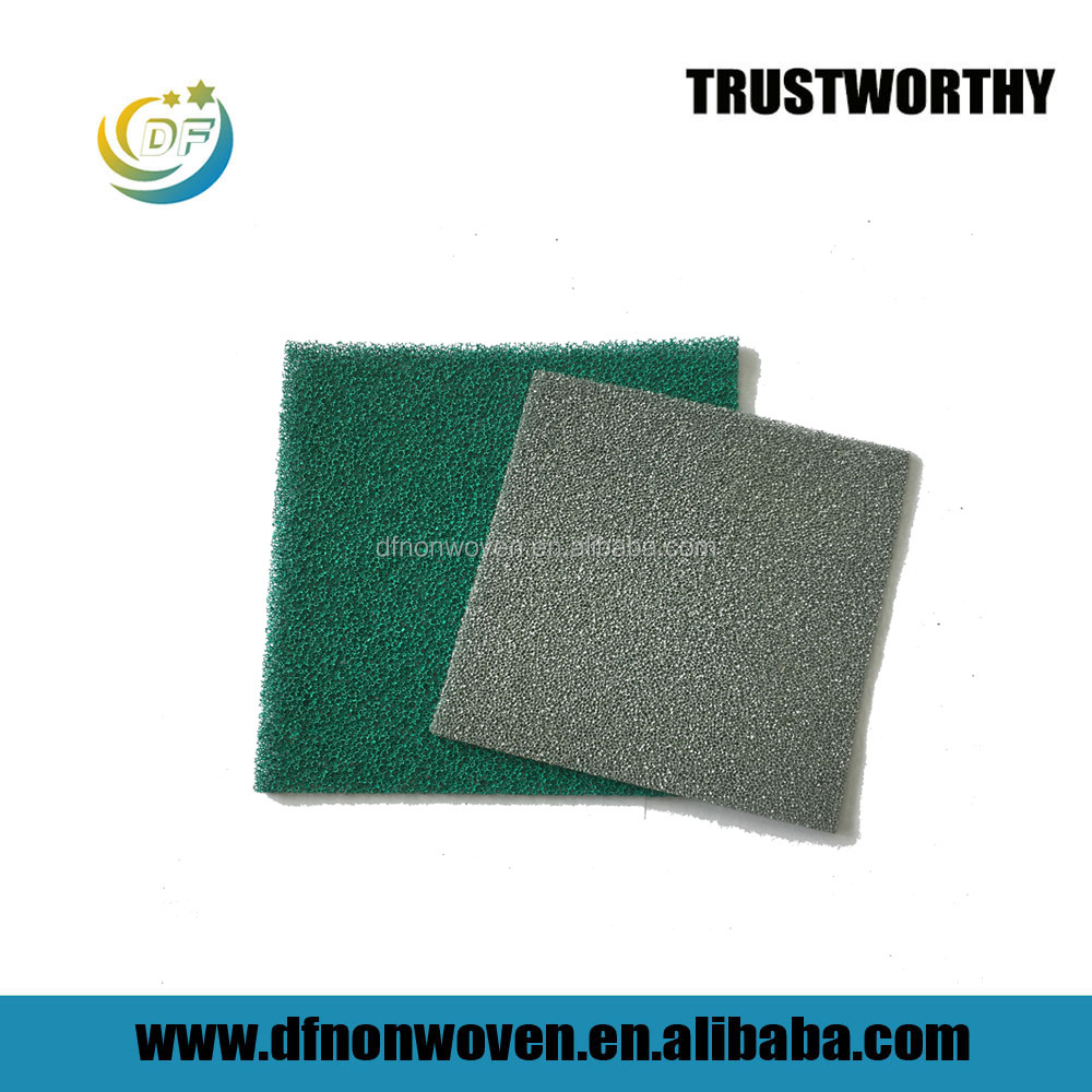 Photocatalyst polyurethane foam cheap price industrial washable air filters