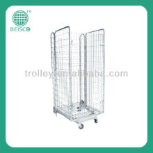 Transport Trolley,Industrial Rolling Trolley,Mobile Storage Cart