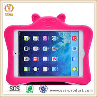 Super cute kid proof silicone kids 7 inch tablet case