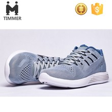New winter brand mens knitting fabric Running Shoes Mens Sports Sneaker men sports running shoes