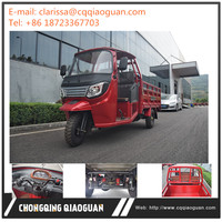 China manufacturer semi close gasoline 250cc water cooled use for cargo