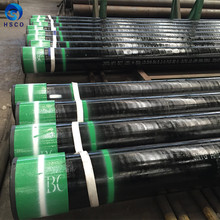 API Grade J55 seamless steel casing and tubing pipe