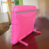 waterproof and shockproof tablet cover for ipad,standing EVA cover for ipad