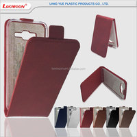 flip open up and down high quality leather phone case for iphone s c se plus 5 6 for HTC desire one A M X E D 7 8 9 9+ 10 10+