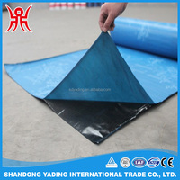 Hot sale Anti Root puncture modified bitumen waterproof membrane for roof