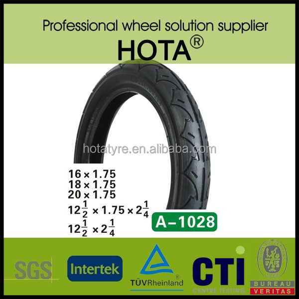 bicycle tire and tube 121/2x21/4