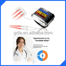 Prevent thrombosis/heart attack/stroke laser watch home use travel use easy to operate