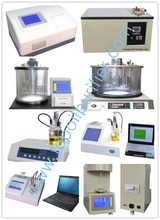 TOP high quality petroleum laboratory equipment to analysis water content, gas content, acid, IFT, TBN in oil