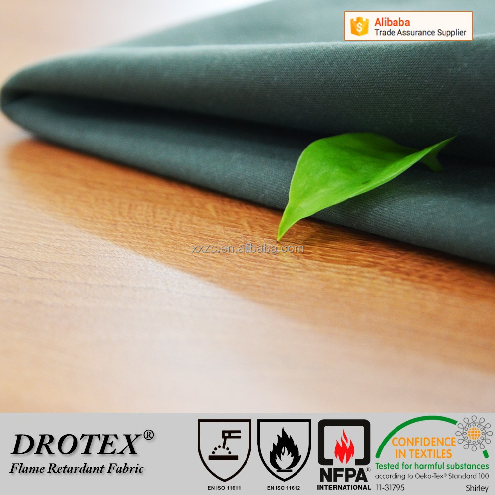 DROTEX Flame Retardant Woven Meta Aramid Fabric For safety Workwear