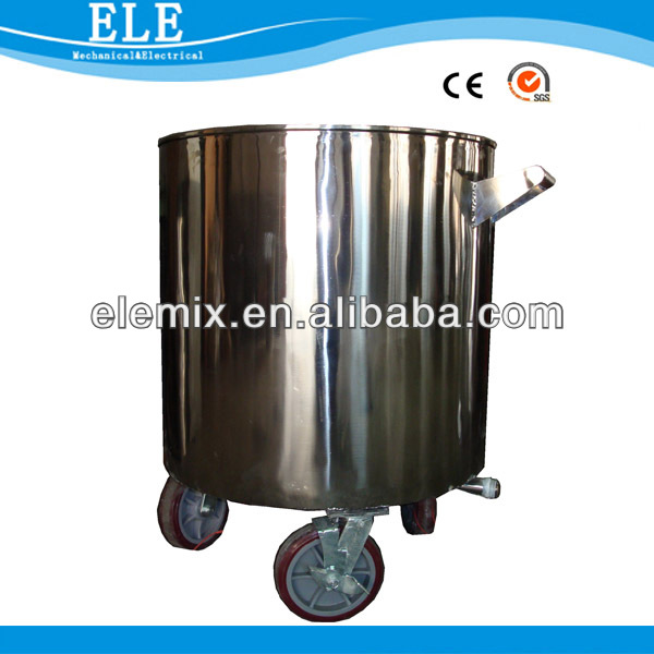 industrial paint dispersing tank/container