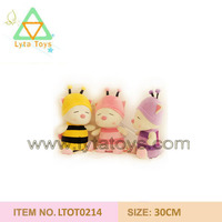 Plush Bee Toys For Babies