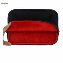 pofoko neoprene velvet laptop sleeve case